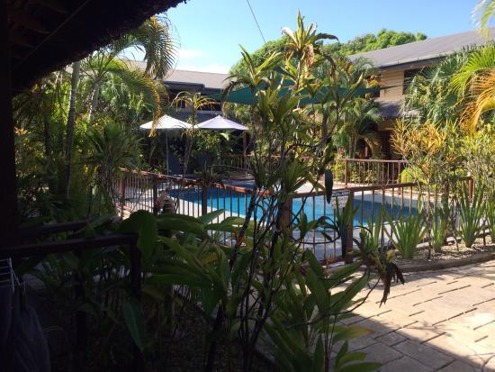 Village de Santo Resort: Pool area