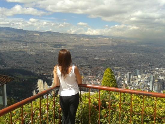 Monserrate - Mountain in Bogota - Thousand Wonders