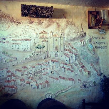 Alpandeire, สเปน: Cueva de la Higuera