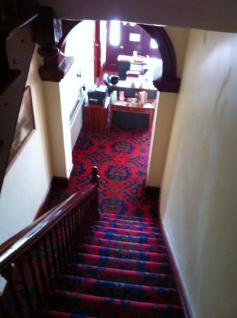 Alpine Heritage Motel Goulburn: Reception area