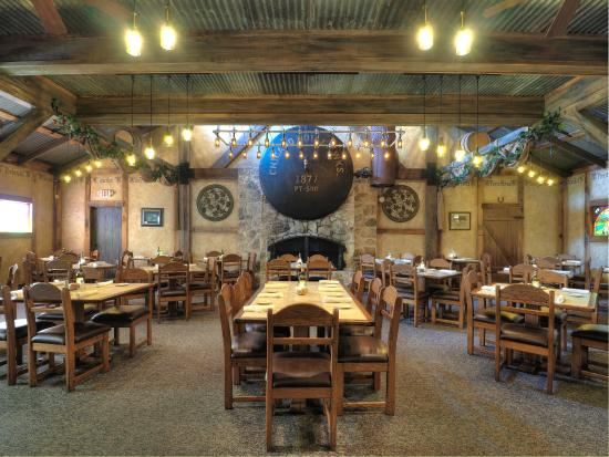 Restaurant Dining Room Picture Of Cabernet Grill Texas Wine