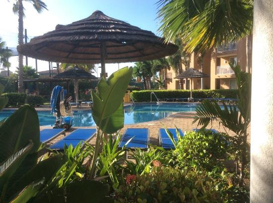 View from room picture of divi village golf and beach - Divi golf and beach aruba ...