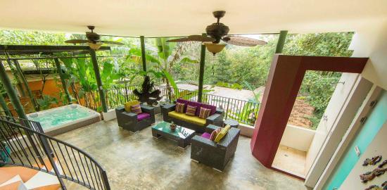 Cerro Azul, Panama : Jacuzzi y baño turco