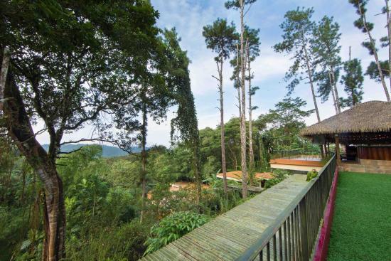 Cerro Azul, Panama : Terraza principal