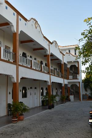 Hotel Marites Tulum: View 2 of hotel