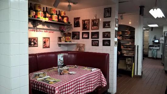 Buca Di Beppo Italian Restaurant Table For Two