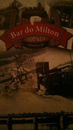 Bar do Milton