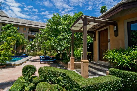 Plumeria Serviced Apartment Pattaya: 20