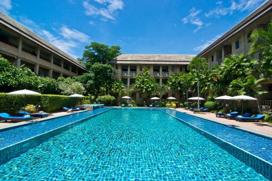 Pool - Plumeria Serviced Apartment Pattaya: 19