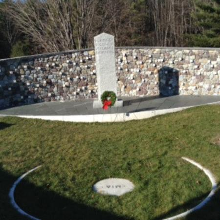 Sharon, VT: Vietnam Memorial Amphitheater