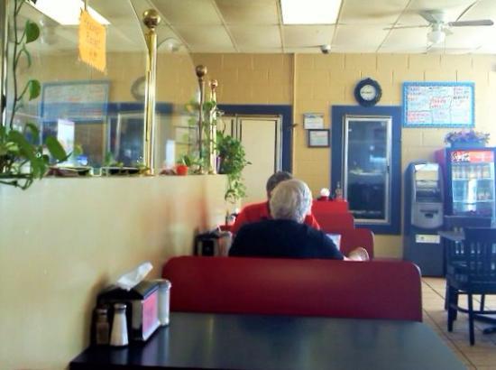 Tahoka, เท็กซัส: Not a fancy establishment, just nice friendly hometown folks.