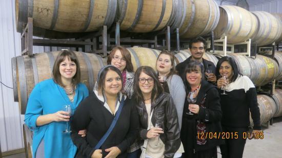 Buchanan, MI: Hickory Creek Winery
