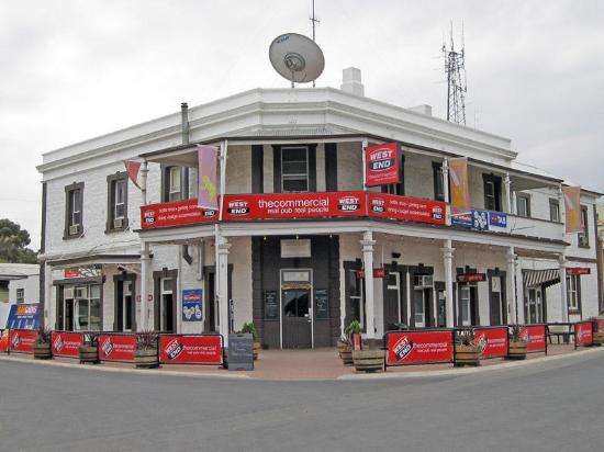 Morgan, Αυστραλία: Pub