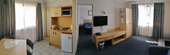 Abel Tasman Motel : Family Suite