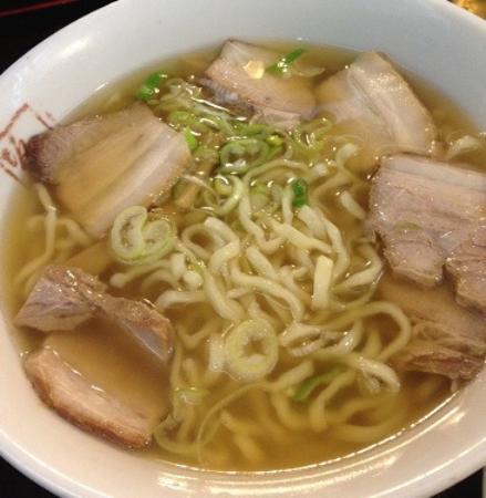 Kitakata Ramen Bannai Yurakucho: おいしいです