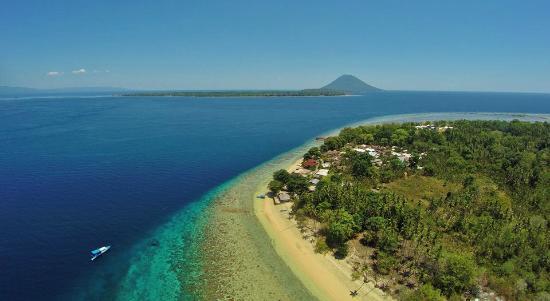 Onong Resort: Pulau Siladen