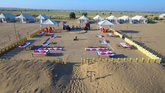 Joggan Jaisalmer Camps