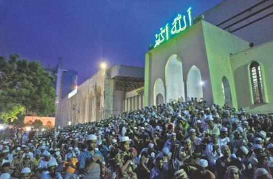 Дакка (город), Бангладеш: Baitul Mukarram Mosque