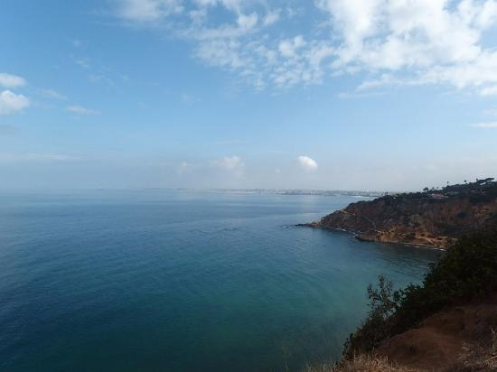 Palos Verdes Estates, Καλιφόρνια: Blufftop Trail