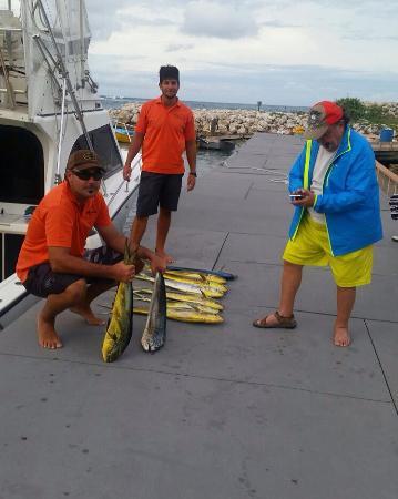 Buscapie Fishing Tour