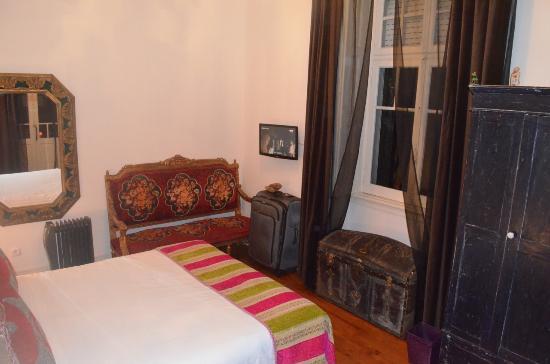 Whatever Art Bed & Breakfast: Room 6