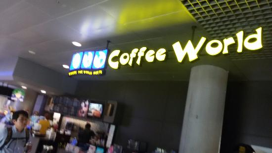 ‪Coffee World‬