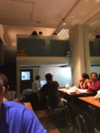 Jai Hind Fine Dining: Inside