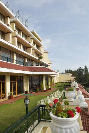 Gem Park-Ooty: HOTEL EXTERIOR