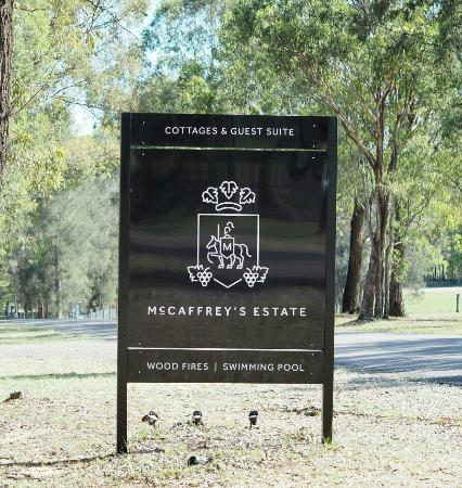 McCaffrey's Estate Image