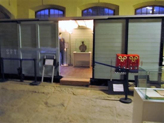Museo Ferroviaria Della Linea  Ceva-Ormea