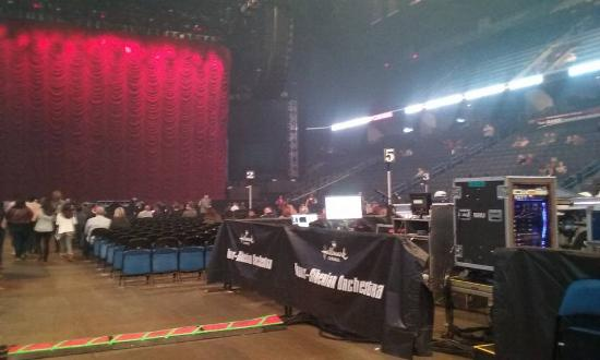 Floor Seating For A Concert Picture Of Citizens Business