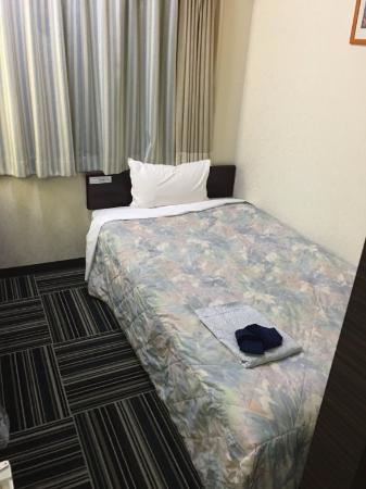 The  Hotel North Osaka: room