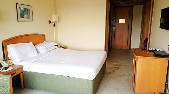 Beverly Hotel: Room layout