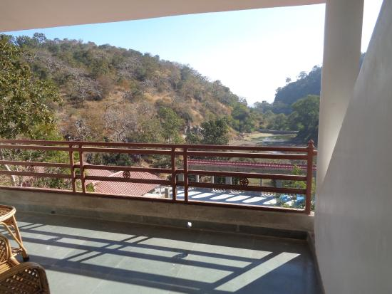 Mountain View From Balcony Picture Of Mana Kumbhalgarh