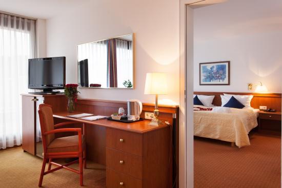 Hotel Quellenhof: Suite