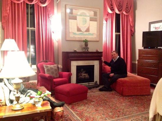 Rothschild - Pound House Inn: Room Rothschild Suite