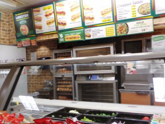 Subway: 3