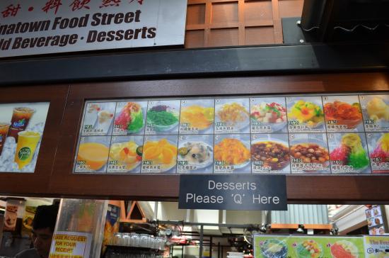Food Stalls In Chinatown Picture Of Chinatown Singapore Tripadvisor