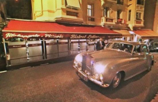 Bistrot Latino Monte-Carlo: ospiti di amici a cena al Bistrot Latino