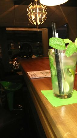 Bar le 'Black Lime'
