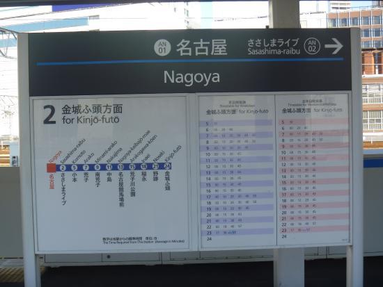 Aonami Line