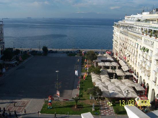 Electra Palace Thessaloniki View Seaward