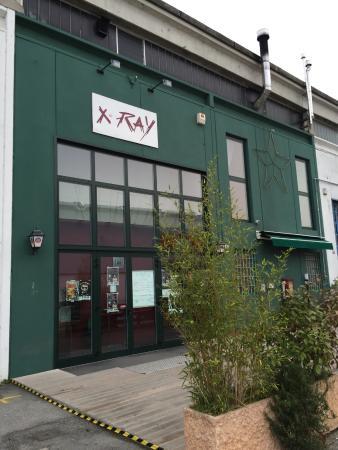X-Ray Pub