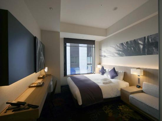 Queen Bed Room Nice Firm Mattress Picture Of Millennium Mitsui Garden Hotel Tokyo Chuo