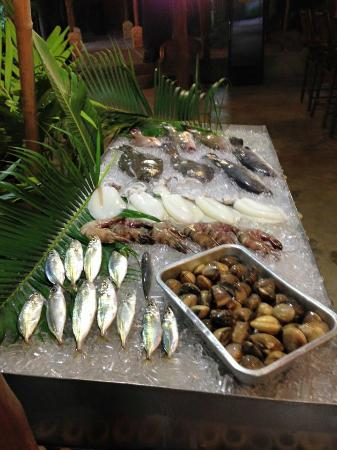 Baan Mai: Fishes and Sea Food…..