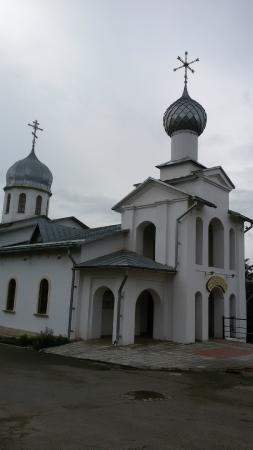 Holy Temple of St. Euphrosyne of Polotsk