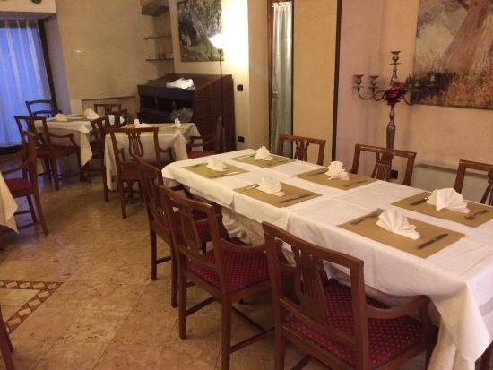 Primotel Brescia Centro: sala per la cena
