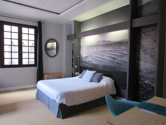 Hotel De La Loge: Chambre