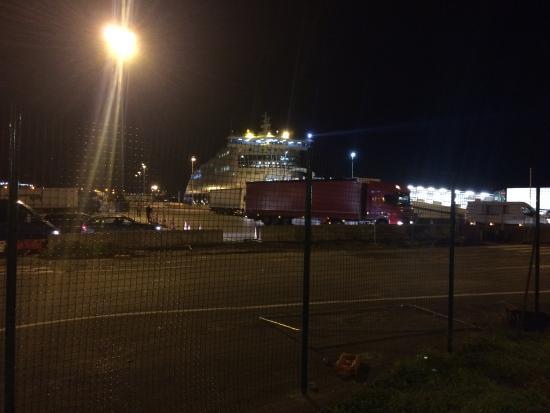 Norfolkline Dunkerque : Haven Duinkerken