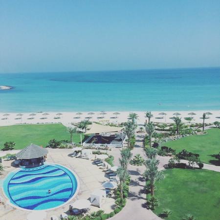Jebel Dhanna, Émirats arabes unis : amazing views